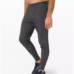 "Lululemon Surge Hybrid Pant 27"" in Graphite Grey"